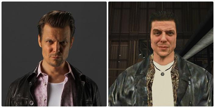 Max Payne comparação