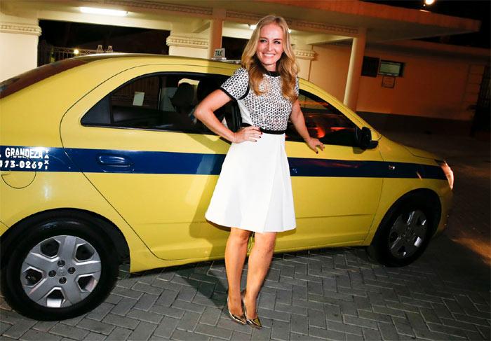 Táxi Angélica